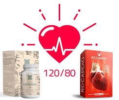 Detonic - für Bluthochdruck - Bewertung - anwendung - inhaltsstoffe