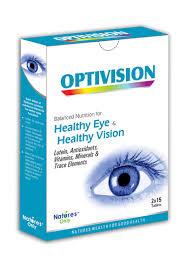 Optivision - besseres Sehvermögen - anwendung - inhaltsstoffe - Bewertung