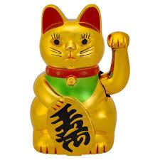 Lucky-cat - zunehmender Wohlstand - Aktion - Deutschland - forum