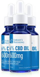 Sarah's Blessings CBD-Öl - comments - Amazon - Deutschland