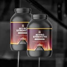 Nitro Strength - für Muskelmasse - kaufen - in apotheke - erfahrungen