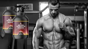 Nitro Strength - für Muskelmasse - forum - test - Bewertung