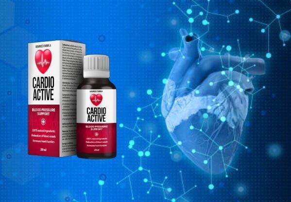 CardioActive – für Bluthochdruck - comments – Aktion – test