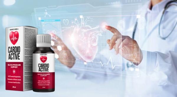 CardioActive – für Bluthochdruck - erfahrungen – Deutschland – bestellen