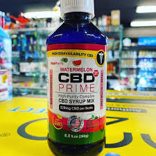 CBDprime – aromatisierter Sirup - forum – Amazon – Aktion