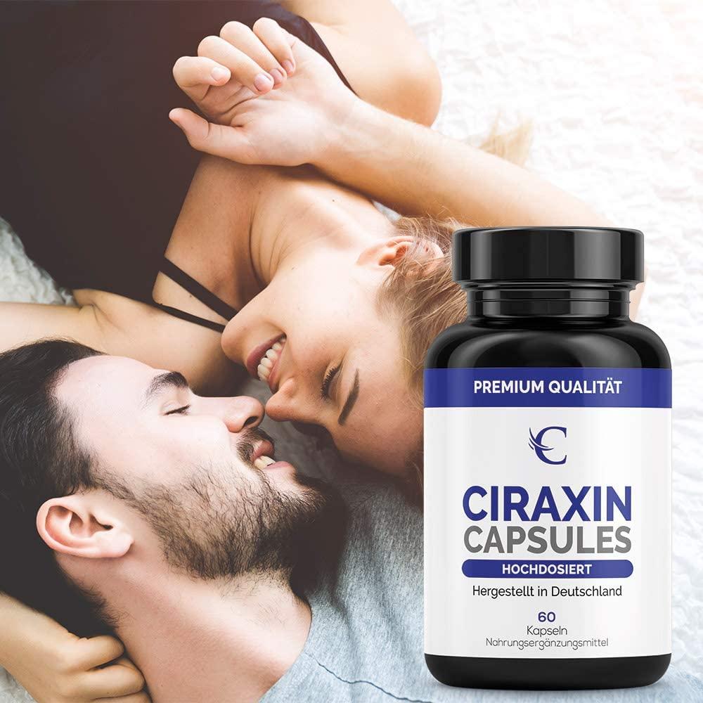 Ciraxin – anwendung – Bewertung – comments