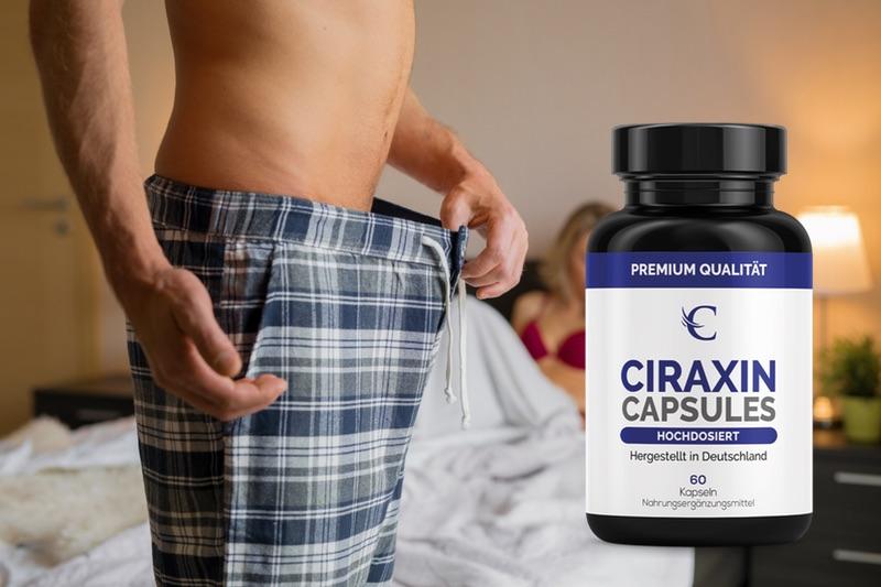 Ciraxin – für die Potenz - inhaltsstoffe – Nebenwirkungen – Deutschland