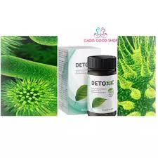 Detoxic – Körperentgiftung - Amazon – erfahrungen – inhaltsstoffe
