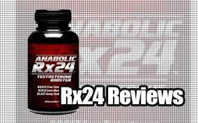 Rx24 Testosterone Booster - Amazon - anwendung - inhaltsstoffe