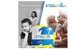 Steelovil - für die Potenz - Deutschland - Aktion - forum