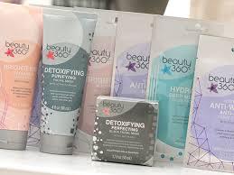 Beauty 360 - für die Gesichtshaut - inhaltsstoffe - erfahrungen - anwendung