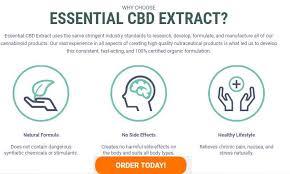 Essential CBD Extract - bessere Laune - Deutschland - test - forum