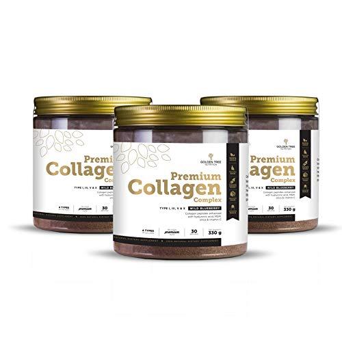 Golden Tree Premium Collagen Complex – zur Verjüngung - Nebenwirkungen – kaufen – test