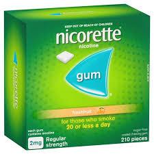 Nicorette - anwendung - preis - test