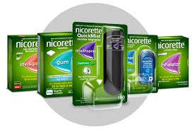 Nicorette - Rauchen aufhören - Nebenwirkungen - erfahrungen - comments
