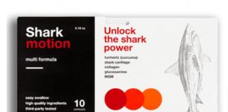 Shark Motion - erfahrungsberichte - bewertungen - anwendung - inhaltsstoffe