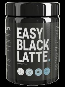 Easy Black Latte - bewertungen - anwendung - inhaltsstoffe - erfahrungsberichte