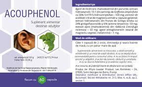 Acouphenol - kaufen - in apotheke - bei dm - in deutschland - in Hersteller-Website
