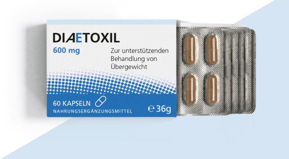 Diaetoxil - in Hersteller-Website - kaufen - in apotheke - bei dm - in deutschland